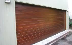 Garage Door Prices For Phoenix Wood Garage Door Cost Modern Garage
