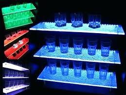 led glass shelves led glass shelf lighting light shelves vi google x kit led glass shelf