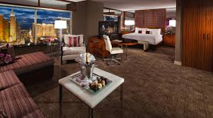 Tower Spa Suite MGM Grand Las Vegas - Mgm signature 2 bedroom suite floor plan