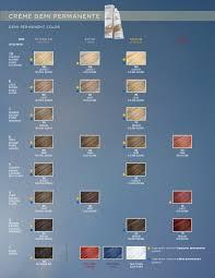 Clairol Demi Permanent Color Chart Gray Coverage Cla