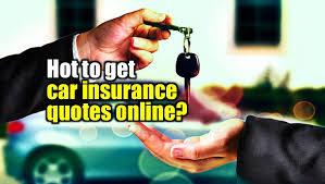 Car Insurance Quotes Online Gorgeous Car Insurance Quotes Online How To Get The Best Car Insurance