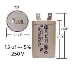 weg motor run capacitor weg capacitor weg run capacitor weg 15 mfd 250 vac motor run capacitor