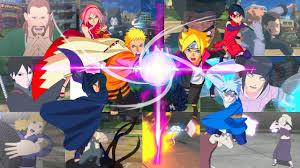 All New Naruto Next Generations DLC Ultimate Jutsu | Naruto Storm 4: Road  to Boruto Nintendo Switch - YouTube trong 2020