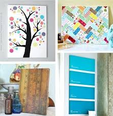 wall art ideas diy canvas