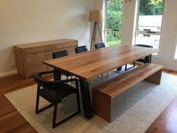 Custom Made Dining Tables Melbourne Lumber Furniture