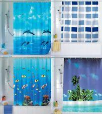 novelty shower curtains. WENKO Extra Long Drop 180cm X 200cm PEVA Shower Curtain (Rings Included) Novelty Curtains A