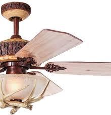 rustic ceiling fans deep