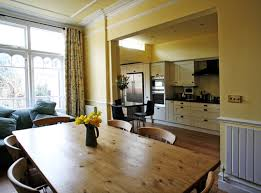 With Kitchen And Dining Room Designs Popular