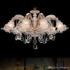 gold crystal chandelier lighting k9 crystal chandelier italian modern chandeliers living room birdcage hanging lamp led dining room lights tree branch