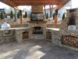 inspiring design outdoor fireplace plans diy full size