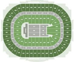 Seating Maps Honda Center