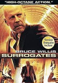Surrogates Movie Amazon Com Surrogates Bruce Willis James Cromwell Ving Rhames