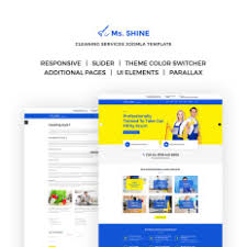 Cleaning Service Templates Joomla Cleaning Service Templates Template Monster