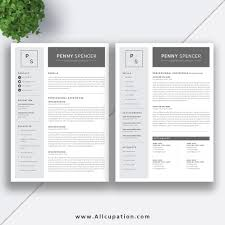 Best Selling Resume Bundle The Anthony Rb Cv Bundle Cover Letter