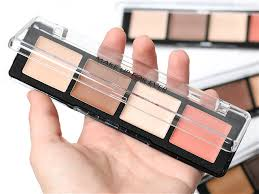 kit make up for ever pro sculpting face palettes makeup forever highlight contour