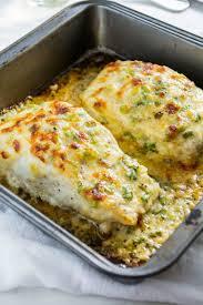 Garlic Parmesan Halibut-we can only get frozen halibut here in FL ...