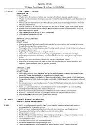 Appeals Nurse Resume Samples Velvet Jobs