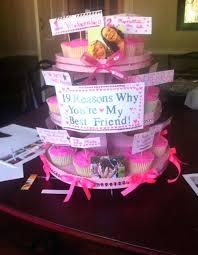 birthday ideas for cute best friend gift idea her 30th