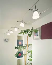 track lighting on wall. plug in wall track lighting also ceiling on k