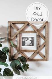 ideas for simple diy picture frames
