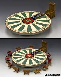 the round table the king s chair