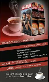 Kopiko Vending Machine Delectable Mojaru Flickr