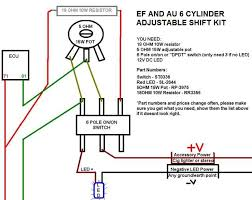 shift kit info compiled www fordmods com Ford F-150 Wiring Diagram at Ford Ef Wiring Diagram