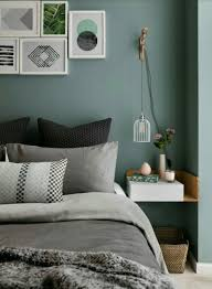 Green And Gray Interior Design Farrow And Ball Oval Room Blue No 85 Green Bedroom