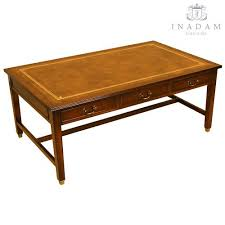 48 x24 chippendale coffee table with 6