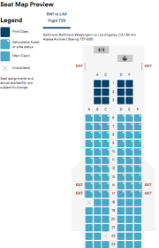 What Is Going On With Alaska Airlines Premium Class One