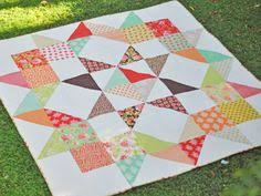 Moda Love quilt pattern; use layer cakes, charms or mini charms ... & Moda Love quilt pattern; use layer cakes, charms or mini charms! Adamdwight.com