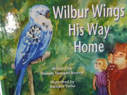 Wilbur Wings His Way Home: Wendy Burrell, Barbara Torke: 9781733623421:  Amazon.com: Books