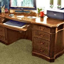 vintage hooker furniture desk. Seven Seas Executive Desk By Hooker Furniture Vintage P