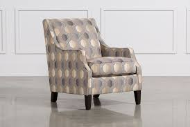brielyn grey accent chair  living spaces