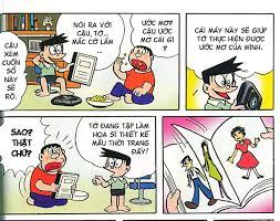 Hoat Hinh Doremon Tap 1