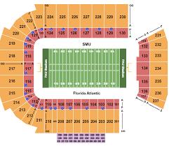 Fiu Football Stadium Seating Chart Fau Stadium Seating Chart Boca Raton