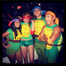 ninja turtles couples costumes. Wonderful Ninja Teenage Mutant Ninja Turtles Group Costume 2 On Couples Costumes U