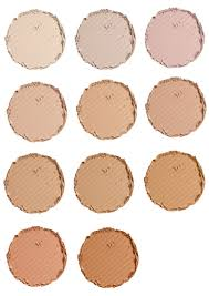 pür minerals 4 in 1 pressed mineral powder foundation color chart