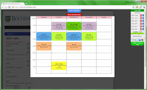 Sample College Class Schedule The 5 Stages Of Anxiety When Scheduling Verge Campus
