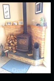 wood stove hearth corner wood burning stove wood stove hearth dimensions