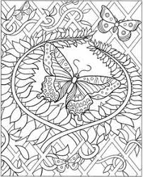 flower and butterfly coloring pages. Contemporary And Free Disney Coloring Pages Printables For Kids  Butterfly Page  Fern N Lattice In Flower And Butterfly Coloring Pages U