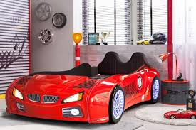 cool kids car beds.  Car BMW M3 RED KIDS CAR BED With REAR RAISED LEATHER SEATS And LED LIGHTS Inside Cool Kids Car Beds
