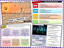 English gcse paper   help AQA English Language Paper   practice