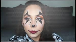 chola gangster clown makeup