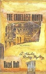 The Cruellest Month (Mrs. Malory Mysteries, #2) by Hazel Holt