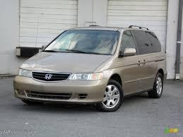 2002 Mesa Beige Metallic Honda Odyssey EX-L #93289488 | GTCarLot ...