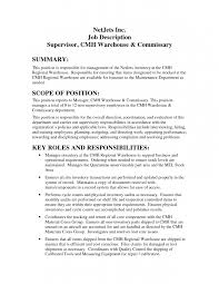 Additional Information Duties Of A Warehouse Worker For Resume With Good  Details 6 Duties Of A ...