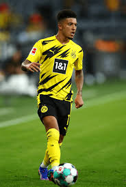 His current girlfriend or wife, his salary and his tattoos. Coaches Voice Bundesliga Player Watch Jadon Sancho