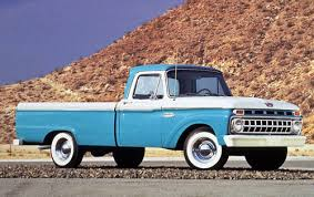 1964 Ford F-100 - Pictures - CarGurus