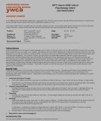 Best Mft Trainee Jobs Resume Example For Mft Internship Susan